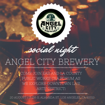 Angel City Brewery with UCI EAS